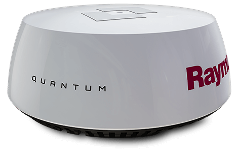 Quantum Radar Top Front